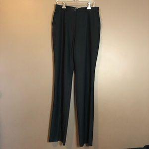 NWT! Nordstrom studio black wool pants. Lined.